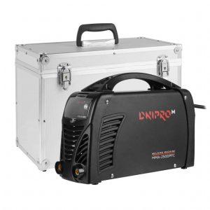 Зварювальний апарат IGBT Dnipro-M MMA-250 DPFC