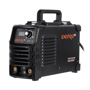 Зварювальний апарат IGBT Dnipro-M SAB-260DP