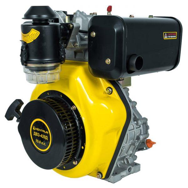 Двигун дизельний Кетавр ДВЗ-420Д