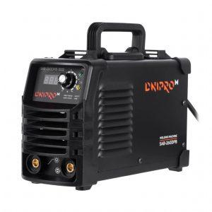 Зварювальний апарат IGBT Dnipro-M SAB-260DPB (80625018-1)