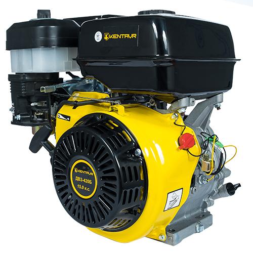 Двигун бензиновий Кентавр ДВЗ-420Б (004235)