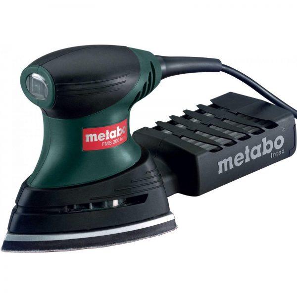Вібраційна шліфмашина Metabo FMS 200 INTEC