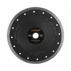 Алмазний диск Dnipro-M 230 Extra-Ceramics