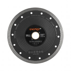 Алмазний диск Dnipro-M 180 Extra-Ceramics