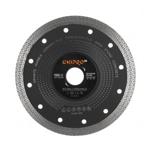 Алмазний диск Dnipro-M 150 Extra-Ceramics