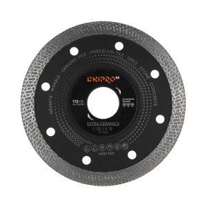 Алмазний диск Dnipro-M 115 Extra-Ceramics