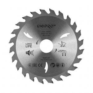 Пильний диск Dnipro-M 125 24Т