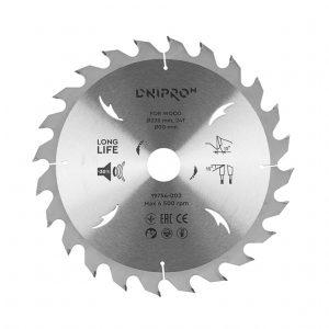 Пильний диск Dnipro-M 235 24Т