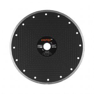 Алмазний диск Dnipro-M 230 Solid