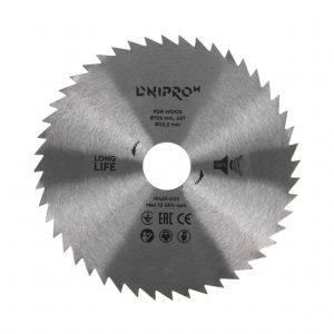 Пильний диск Dnipro-M 125 48Т (б/н)