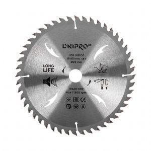 Пильний диск Dnipro-M 185 48Т