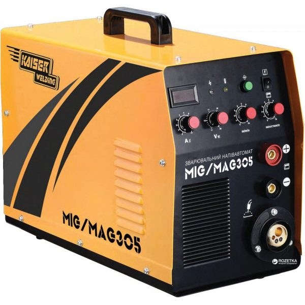 Напівавтомат інверторний Kaiser MIG-305