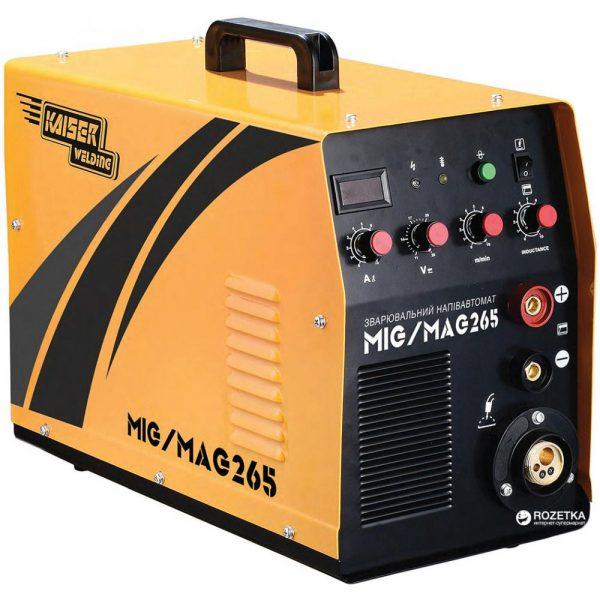 Напівавтомат інверторний Kaiser MIG-265