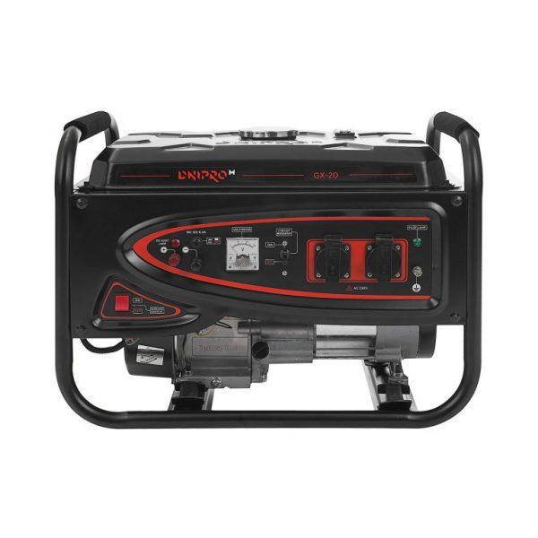 Генератор бензиновий Dnipro-M GX-20