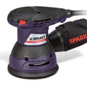 Ексцентрикова шліфувальна машина SPARKY EX 125E
