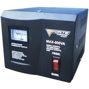 Стабілізатор напруги Forte MAX-500