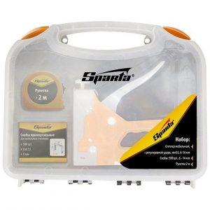 Степлер меблевий Sparta 42003