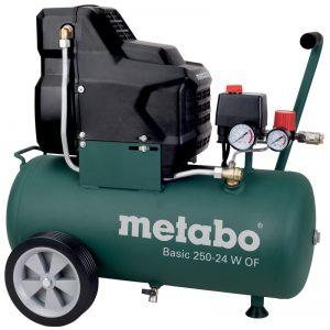 Компреcор Metabo Basic 250-24 W OF
