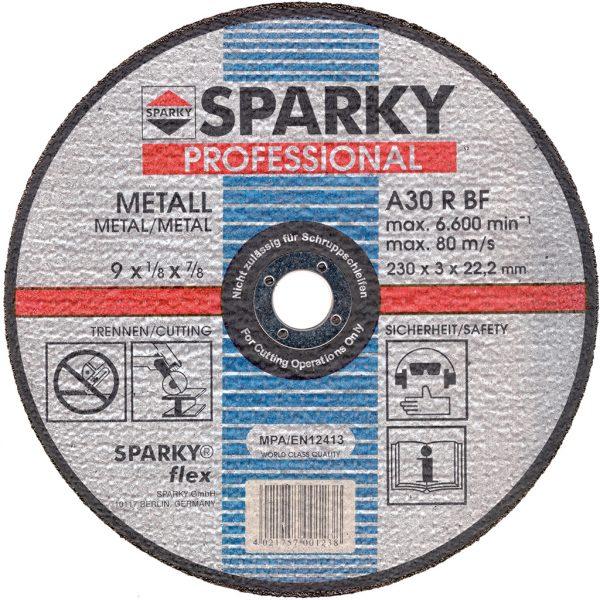 Відрізний диск Sparky A30 R BF