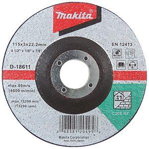 Шліфувальний диск Makita D-18611