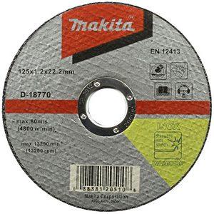 Відрізний диск Makita D-18770