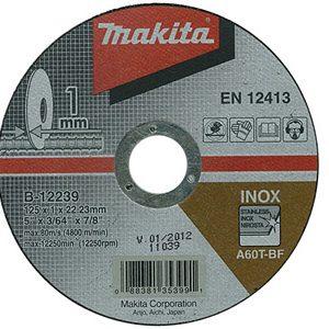 Відрізний диск Makita B-12239