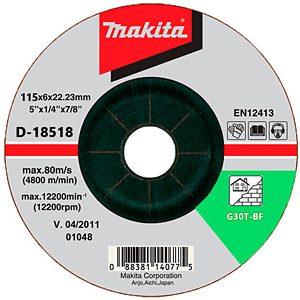 Шліфувальний диск Makita D-18518
