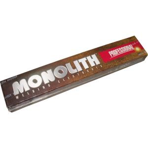 Електроди Monolith Professional (E50) 3.0 мм 2.5 кг