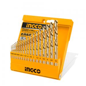Набір свердел по металу INGCO AKDB1195
