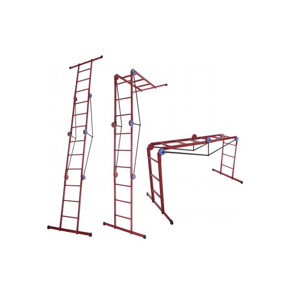 Драбина Технолог Трансформер 3х4 (47590)