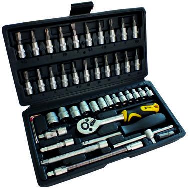 Набір інструментів Сталь 70014